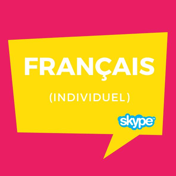 Français individuel en ligne