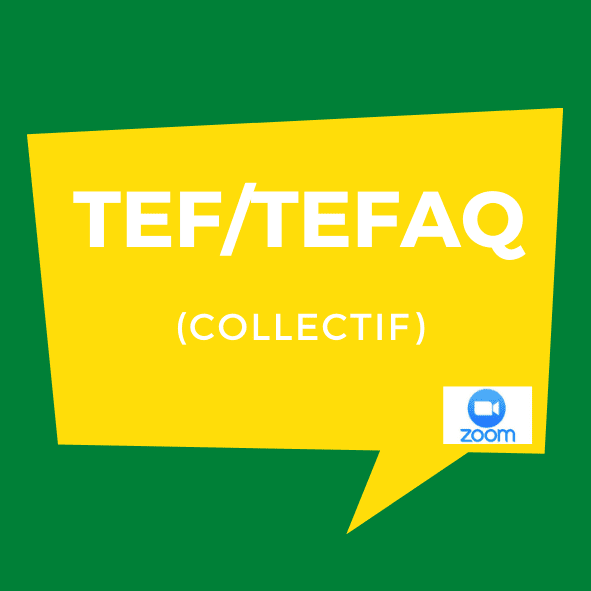 Online TEF / TEFaQ preparation