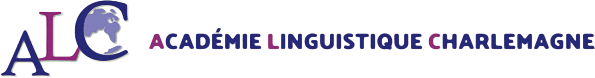Logotipo de Charlemagne Linguistic Academy
